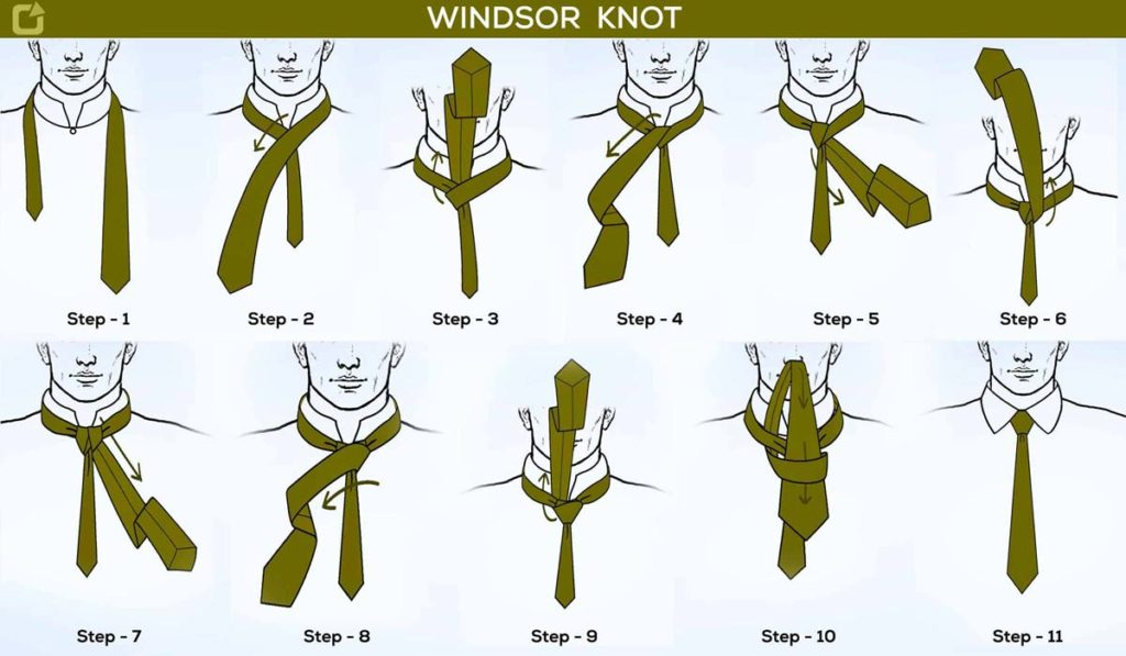Introduction: How to Tie a Double Windsor Knot